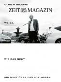 ULRICH WICKERT, Zeit Magazin