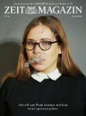 STEFANIE SARGNAGEL, Zeit Magazin